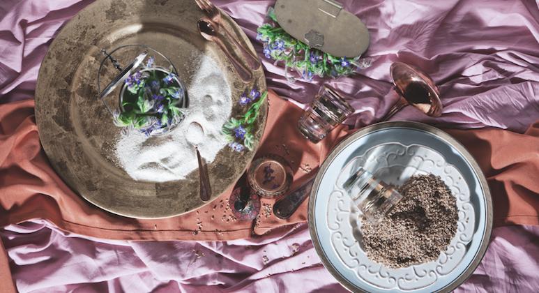 alimentos perdidos: ervas e hortaliças esquecidas voltam em receitas com sabor de nostalgia