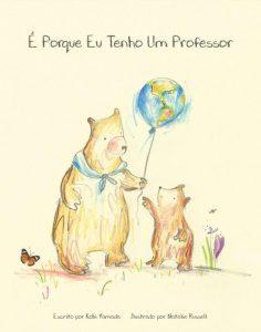 livro é porque eu tenho um professor