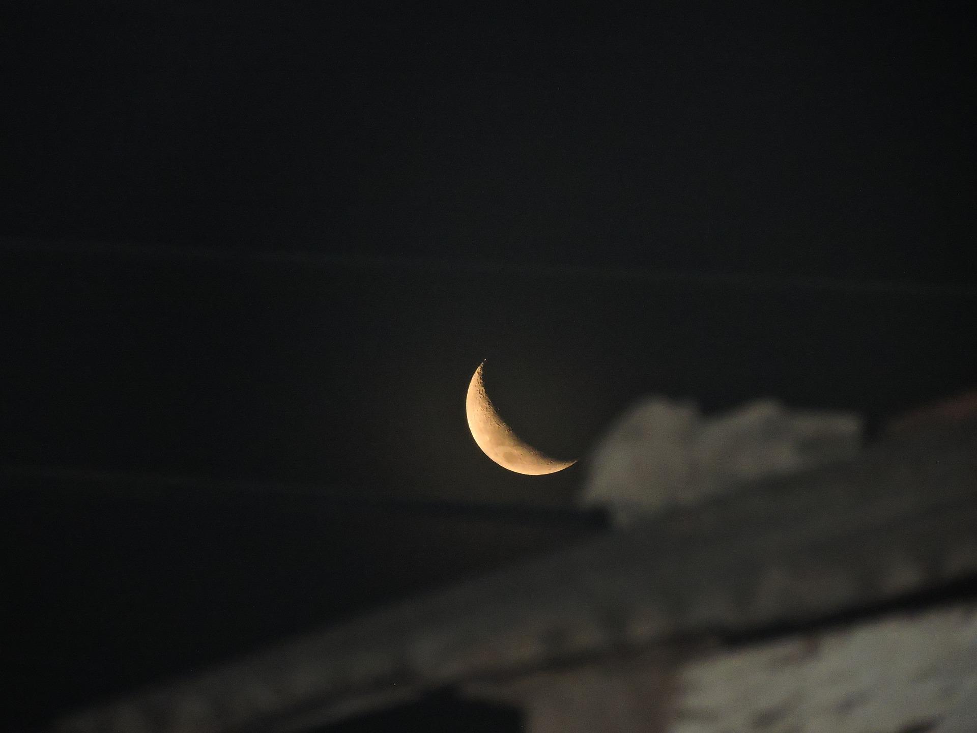 Lua Minguante: um chamado para o recolhimento   Vida Simples