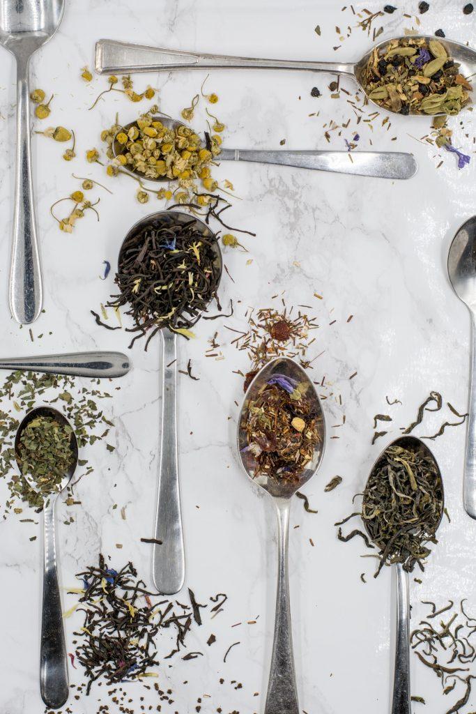 ingredientes chá que acalma