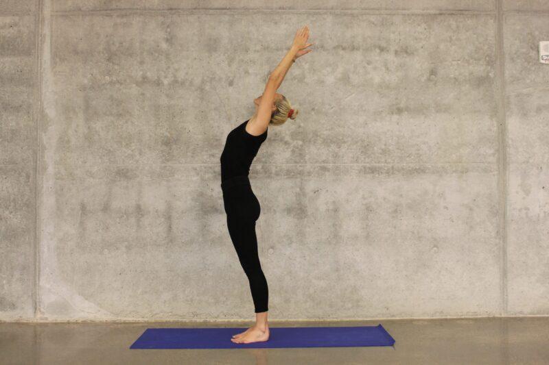 exercício movimento