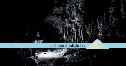 imensidão das cavernas