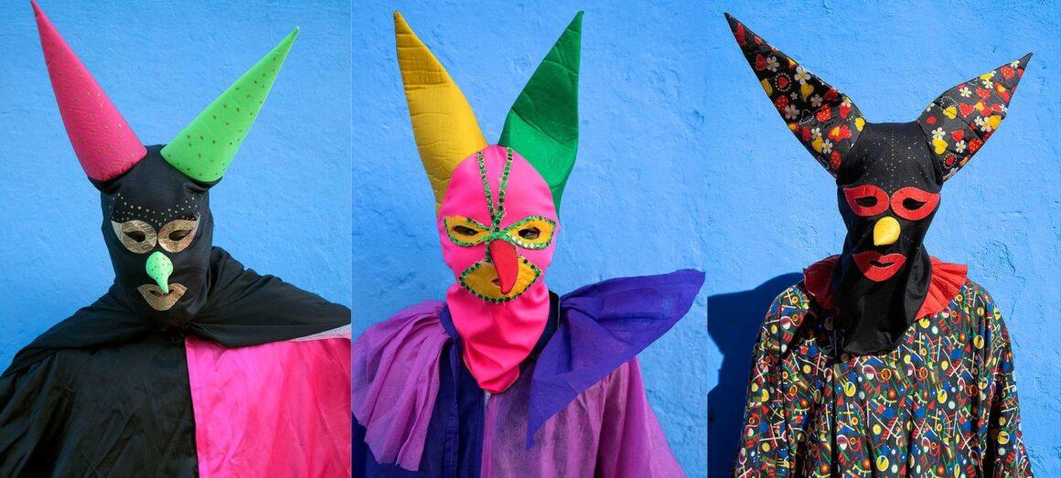século de máscaras