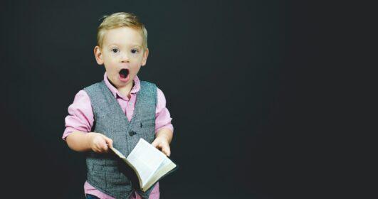 jornal para crianças