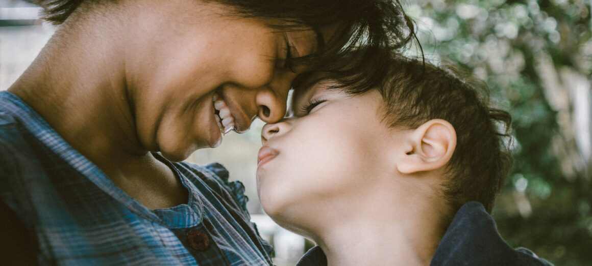 relação com os filhos