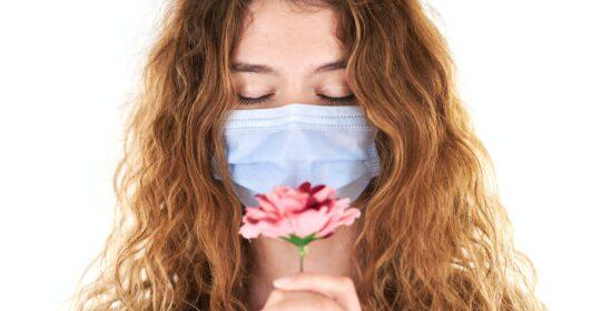 perda de olfato