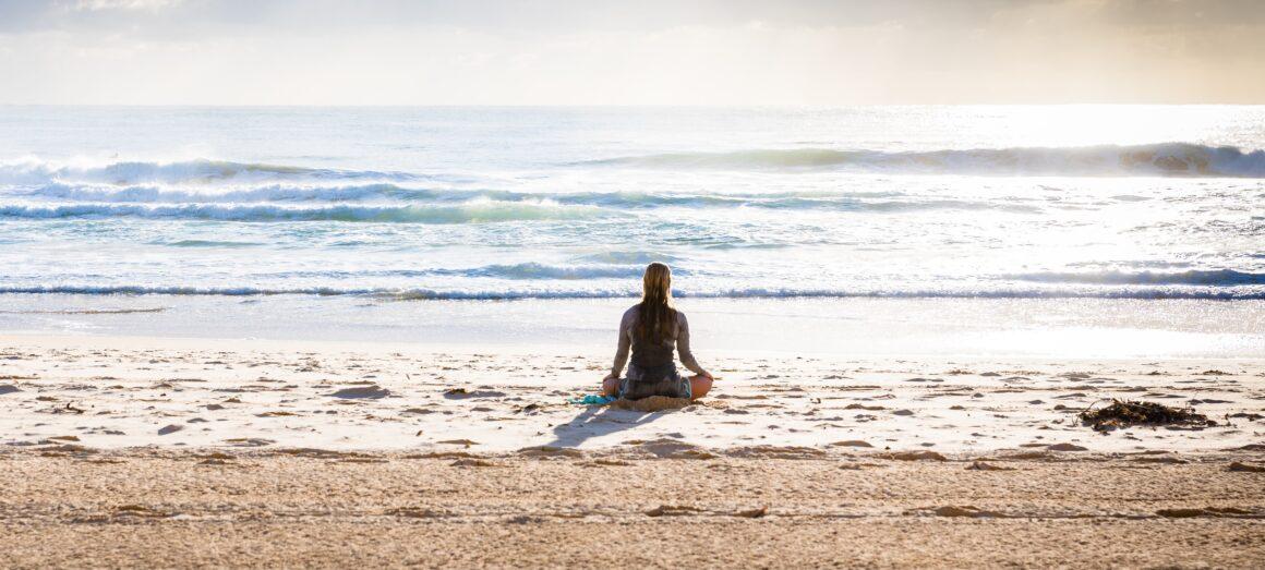 interesse pela meditação