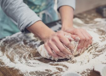 cozinhar é um ato de amar