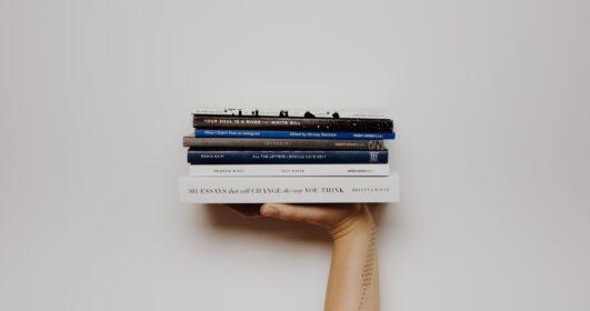 livro marcou você