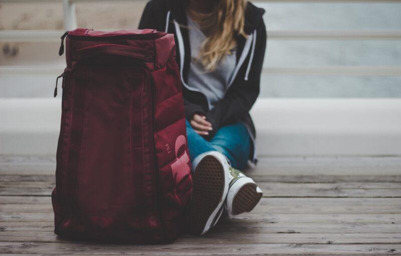 essenciais na bagagem